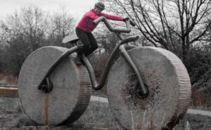 cycle stone