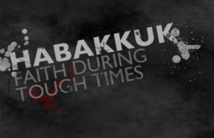 Habakkuk knew