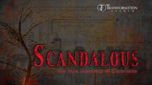 scandalous invitation